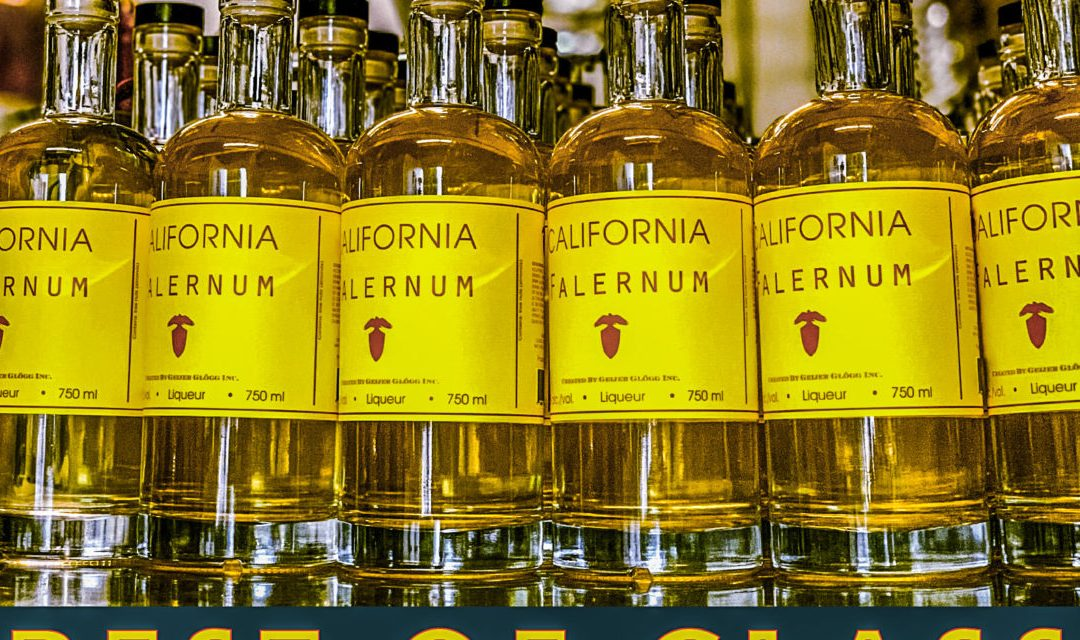 East Coast meets West Coast with a California Falernum Tasting