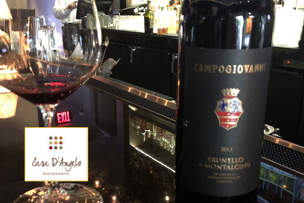 A Taste of Campogiovanni in Fort Lauderdale