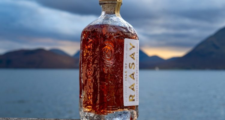Isle of Raasay unveils first legal whisky made on the Hebridean island