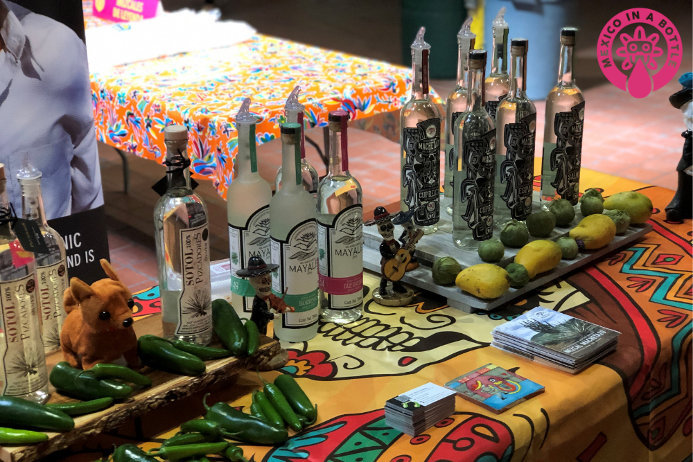 Vision Spices Up Mexico in a Bottle @ San Diego!