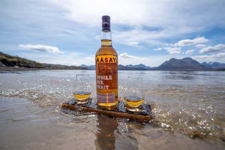 Isle of Raasay Distillery Gears Up for Inaugural Release with Final While We Wait Single Malt