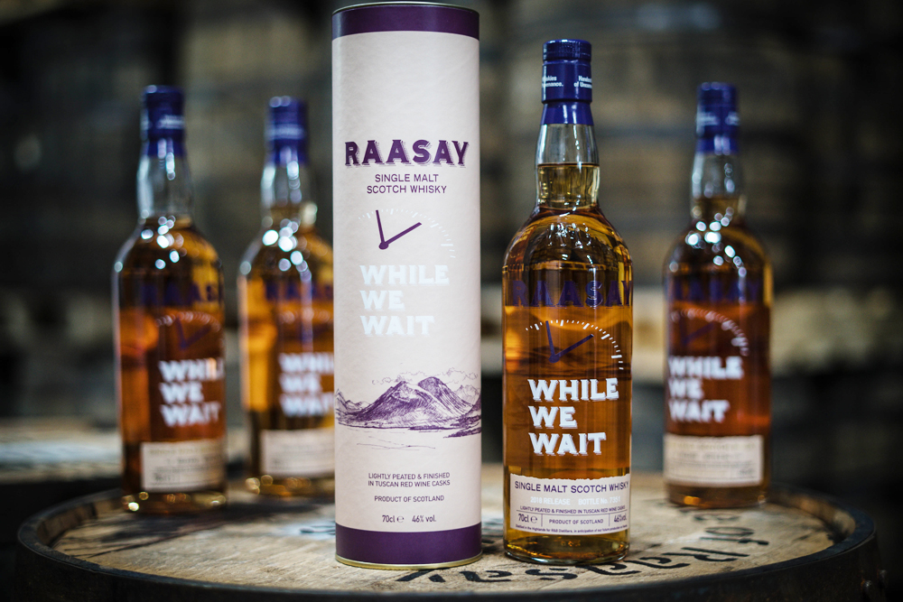 Raasay Distillery Announces New National Distribution Agreement