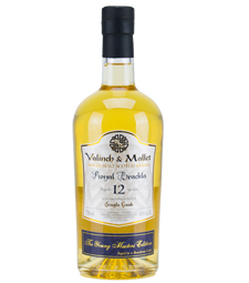 Valinch & Mallet Royal Brackla 12YR