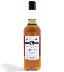 Cold River Distiller's Reserve Vodka