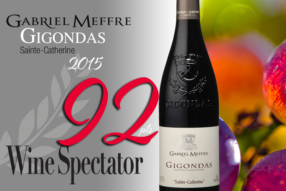 Gabriel Meffre – A Producer to Know in Gigondas