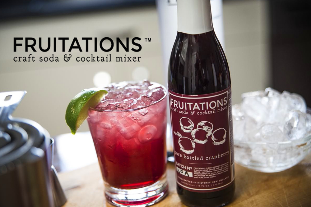 FRUITATIONS partner with Vision Wine & Spirits