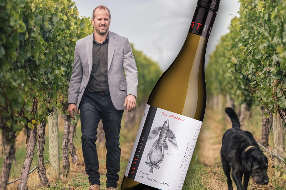Breaking New Zealand Stereotypes at Left Field Wines: A Chat with Winemaker Richard Painter