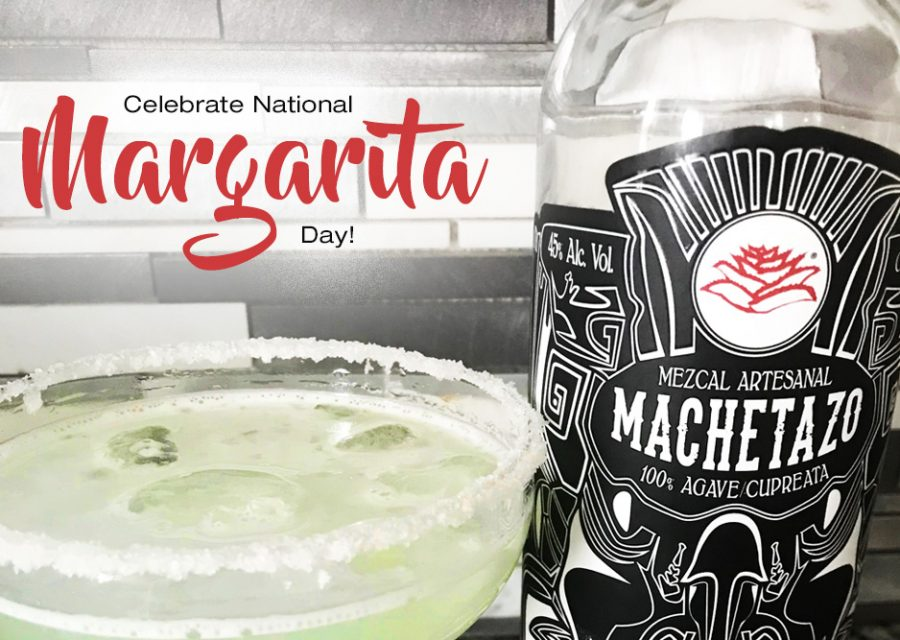 Try a  Mezcal-Twisted Traditional Margarita