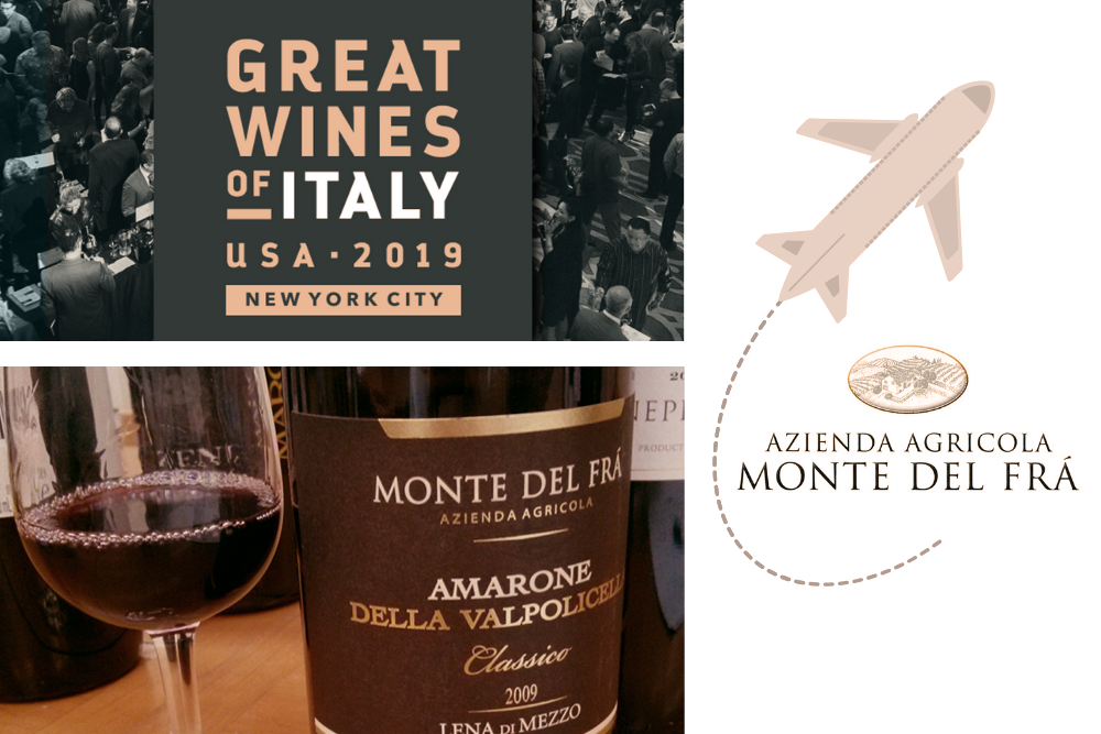 Monte del Fra US Wine Tour