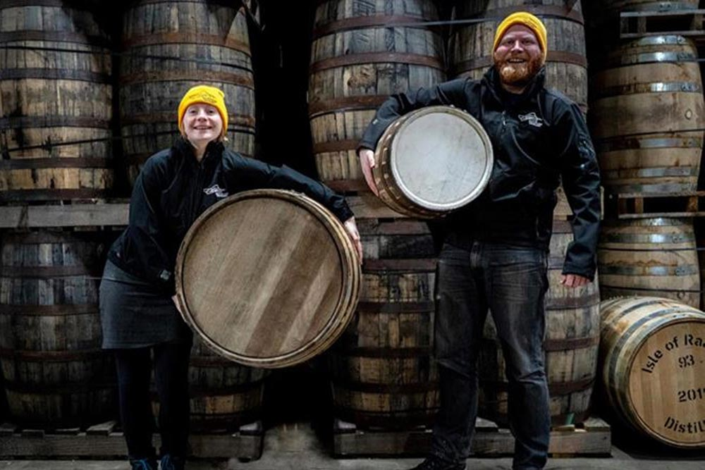 Isle of Raasay launch featured in SCOTCHWHISKY.com