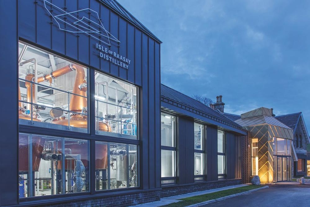Isle of Raasay Distillery featured in Whisky Advocate!