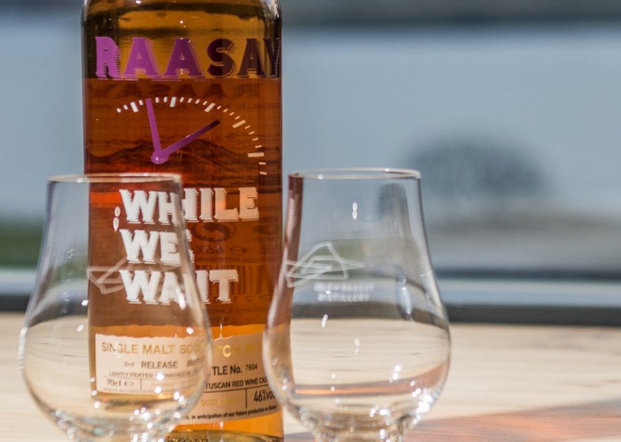Raasay 'While We Wait' In The News