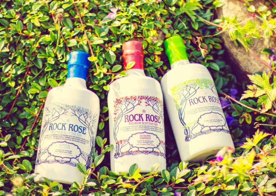 Triple Celebration for Rock Rose Gin