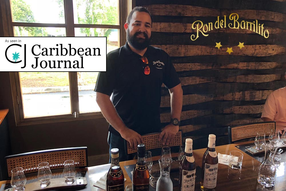 Ron del Barrilito featured in Caribbean Journal