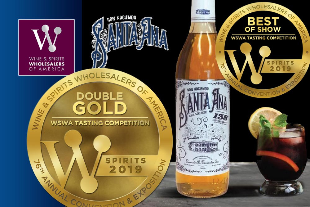 Vision wins big at WSWA with Best Dark Rum