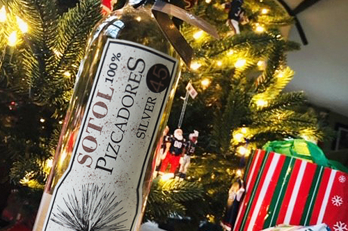 Felice Navidad – Celebrate with Mexico's hottest new spirit!